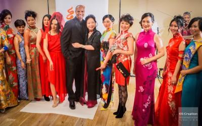 Chinatown International Fashion Week Press Night: Flash, Light, Fashion!