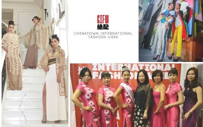 Chinatown International Fashion Week in San Francisco is HERE!