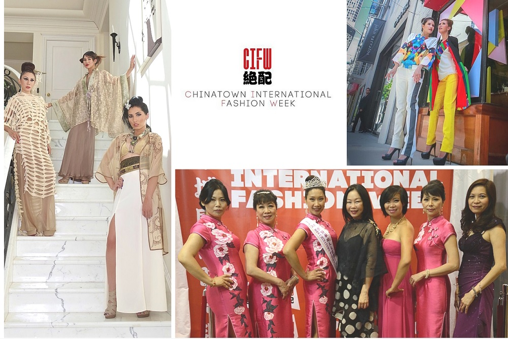 Chinatown International Fashion Week in San Francisco is HERE!