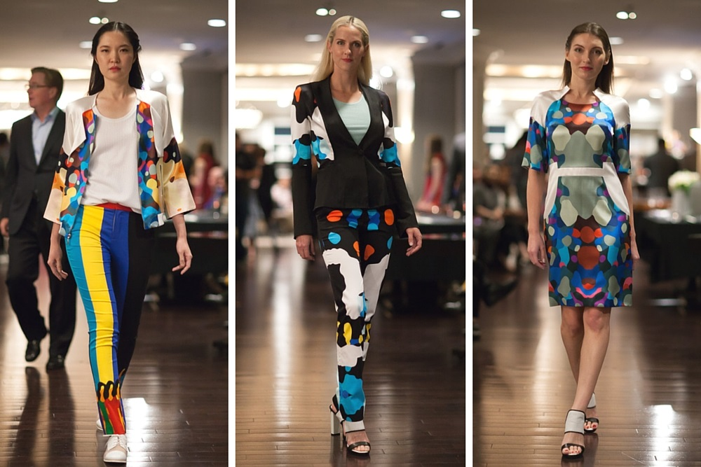 Jessie Liu Collection: Modern Fashion Forward at Ritz-Carlton