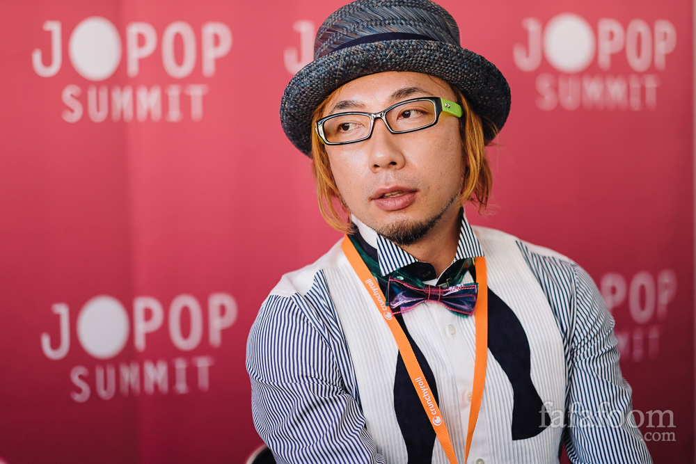 Interview with Sebastian Masuda: The Future is Colorful