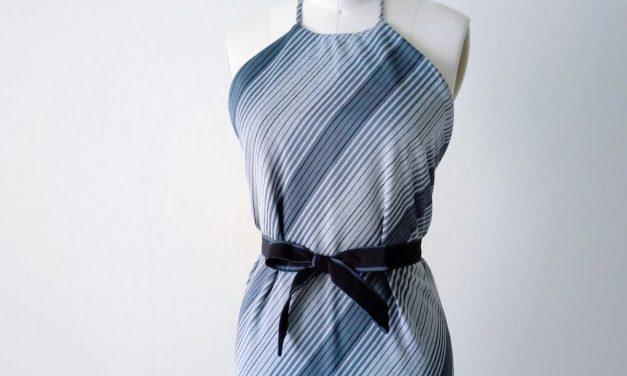 Three-Way Apron Dress
