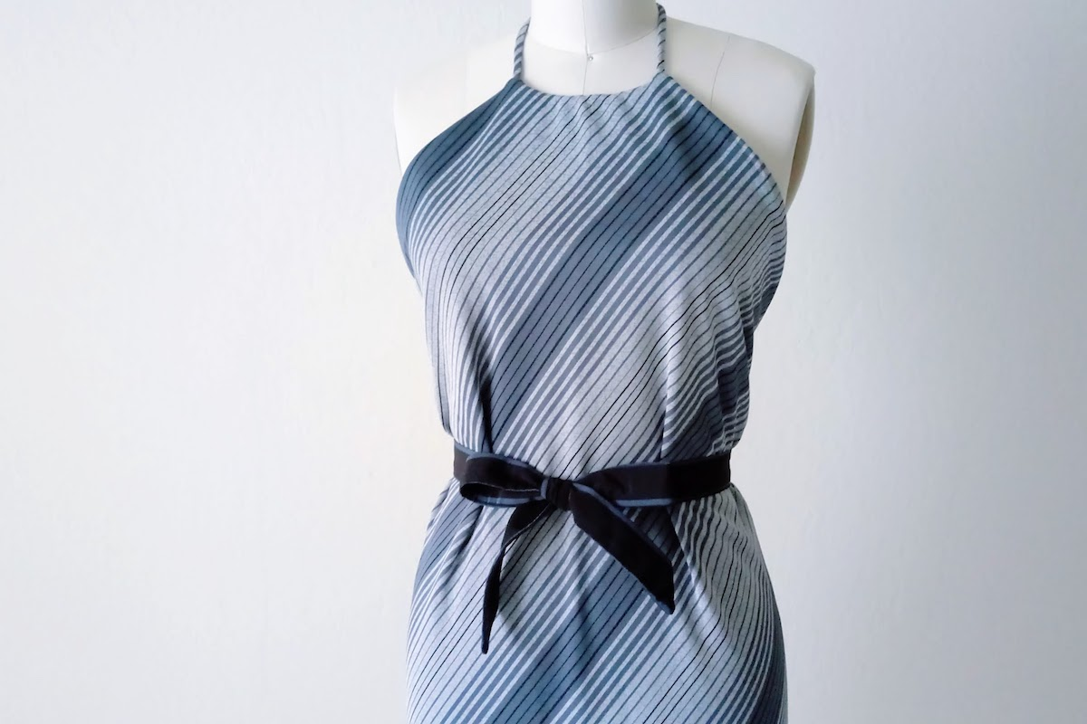 Three-Way Apron Dress