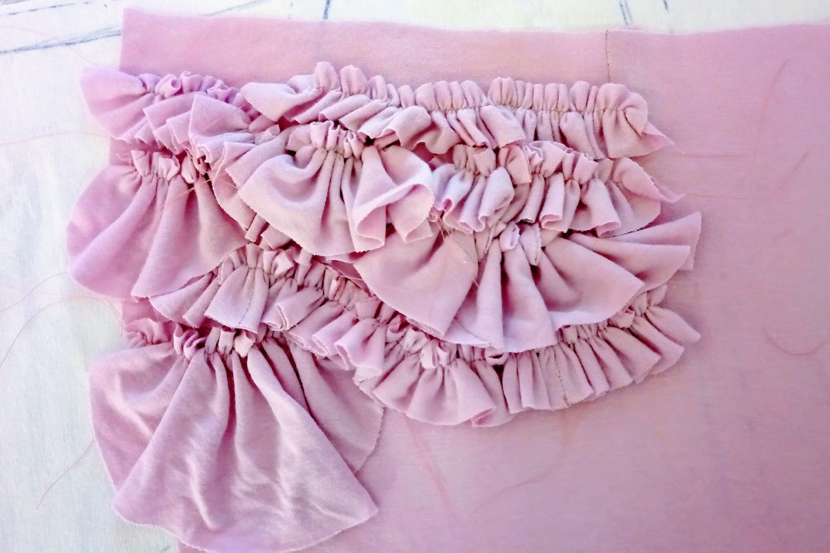 Pink Sleepwear Set
