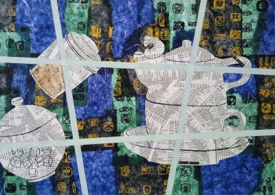 Paper Collages