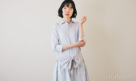 DIY Shirt Dress with Bow Waist Tie