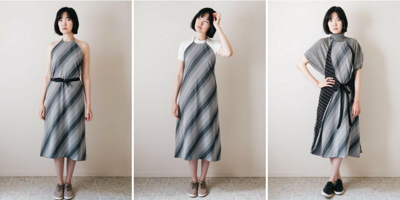DIY Three-Way Apron Dress