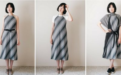 DIY Three-Way Apron Dress