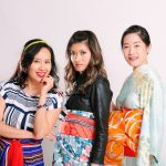 Kimono Styling Party with My Girlfriends