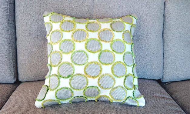 Textured Dot Pillowcase