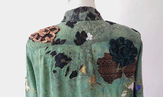 Silk Boro Shirt
