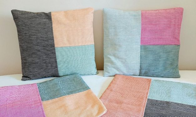 Sofa pillowcase set