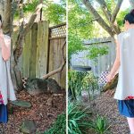 Making Sleeveless Coat Using Altered Tunic Pattern